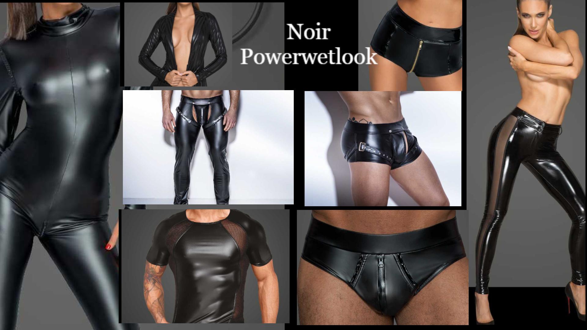 Noir Powerwetlook