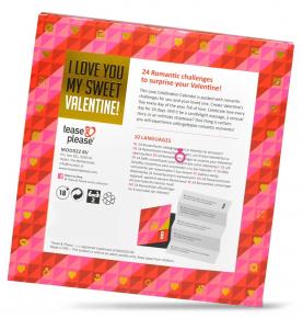 Valentine Liebeskalender