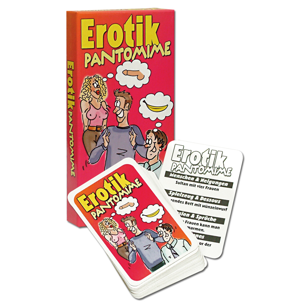 Image of Erotik-Pantomime