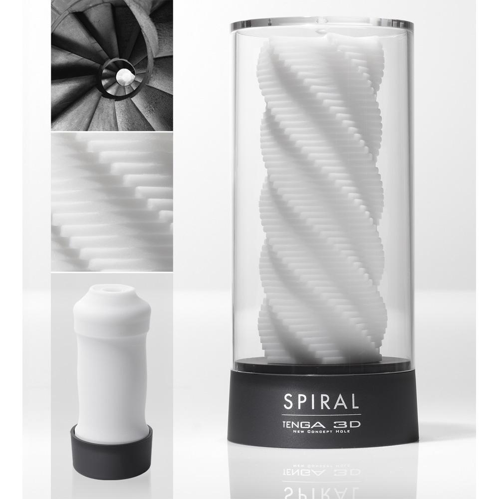 Image of 3D Spiral