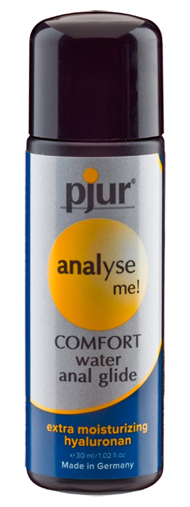 Image of analyse me! comfort glide 30ml