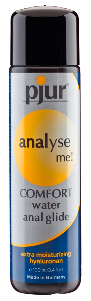 Image of analyse me! comfort glide100ml