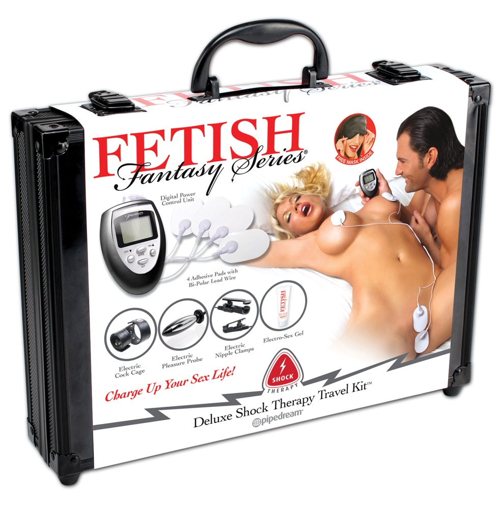 Image of FF Shock Therapy Travel Kit