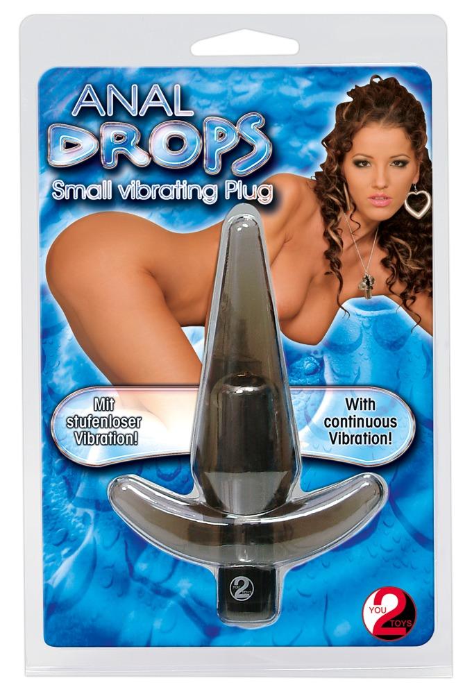 Image of Anal Drops small vibr. Plug