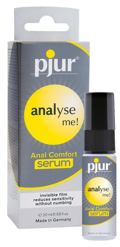 Image of analyse me! anal serum 20 ml