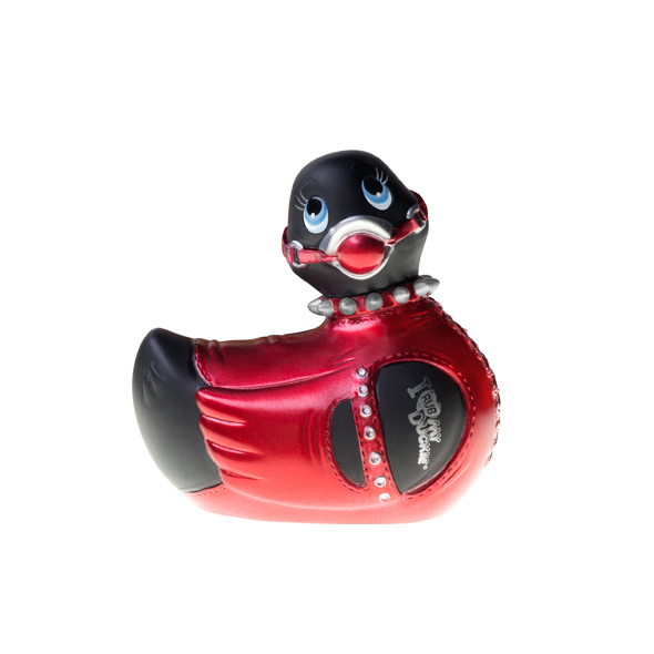 Image of I Rub My Duckie Bondage Mini - schwarz