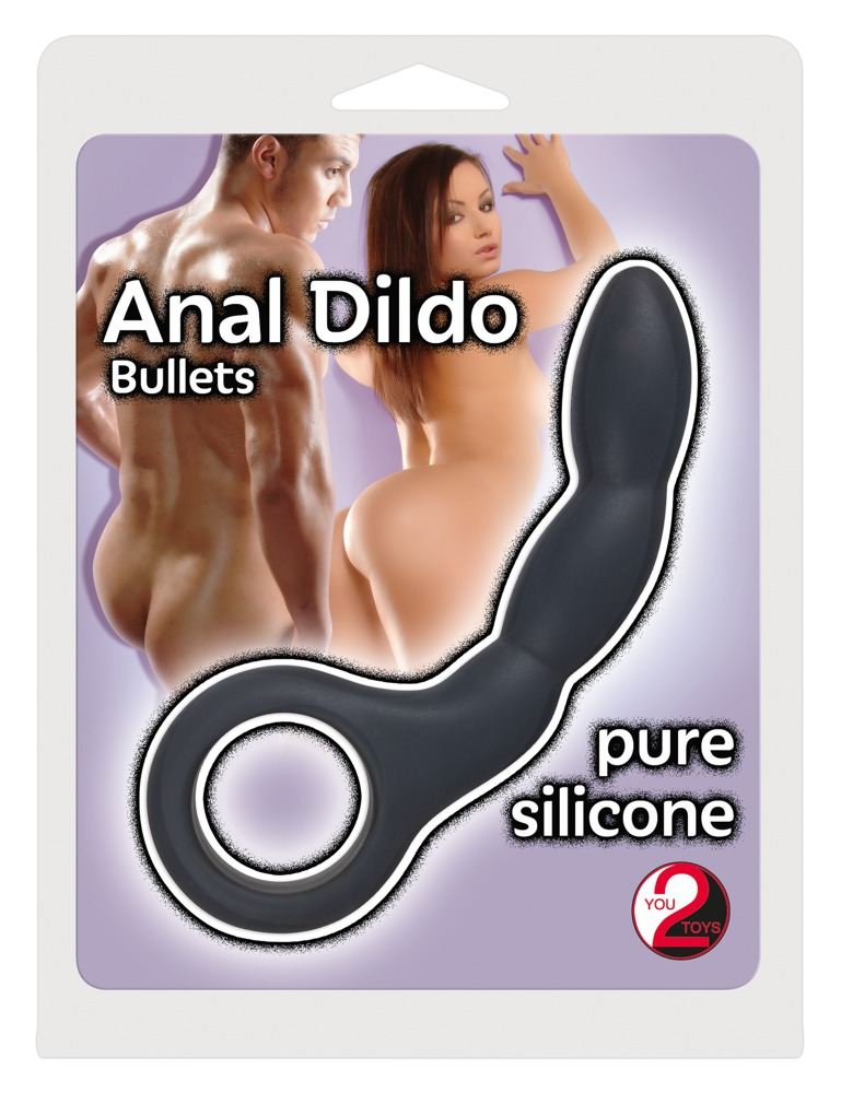 Image of Anal Dildo Bullets