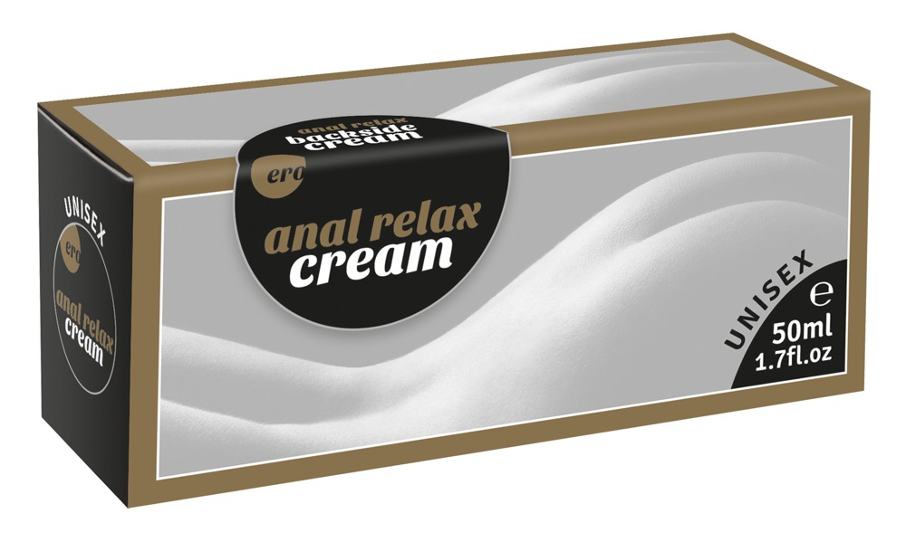 Image of anal relax backside cream 50ml