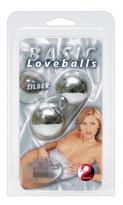Basic Loveballs Silber