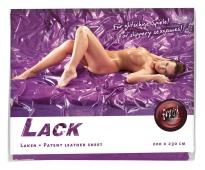 Lack Laken lila