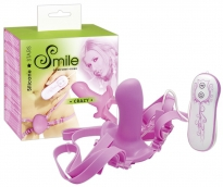 Smile Crazy Strap-on
