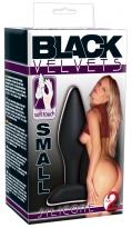 Black Velvets Small Plug