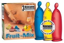 Secura Fruit-Mix 3er