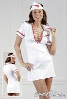 Krankenschwesterkleid L