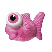 I Rub My Fishie Mini - pink