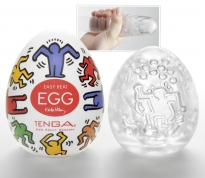 Keith Harings Egg Dance