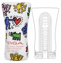 Keith Harings Soft Tube