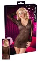 Kleid Pailletten XL