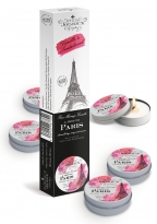 Kerze Paris Nachfüllpack 5er
