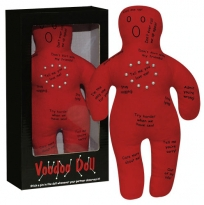 Voodoo-Puppe Unisex Englisch